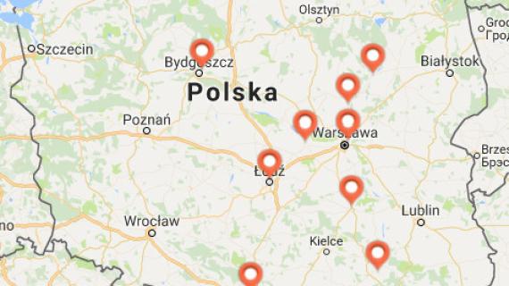 Gruppa Furniture już w 12 sklepach w Polsce